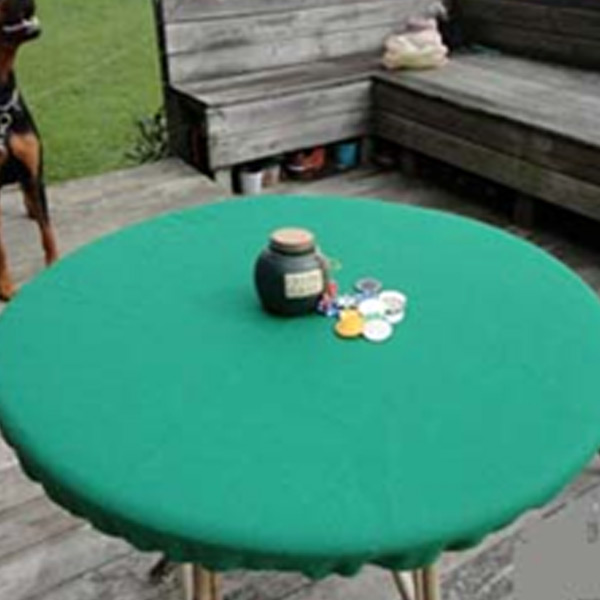Poker game table covers