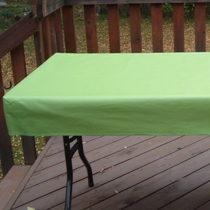 Decorate Your Table With Our Fitted Vinyl Table Cover