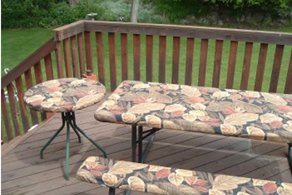 Padded Outdoor   Protect Your Outdoor Furniture With Our Heavy Duty Vinyl  Table Covers Part 76