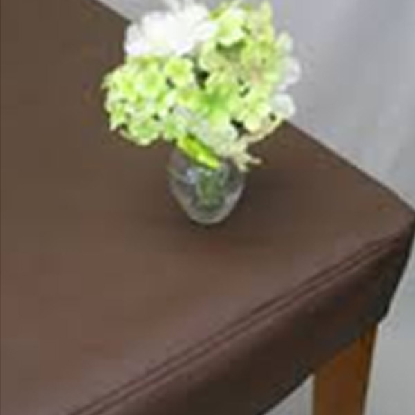 Upholstery Weight Oval And Square Vinyl Tablecloths For